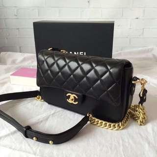 Chanel 原版羊皮手袋👜👜