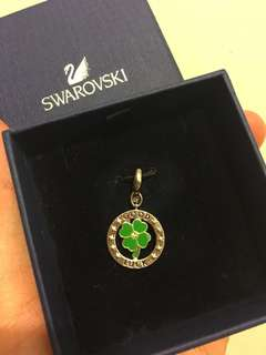 Swarovski Charm good luck 四葉草🍀