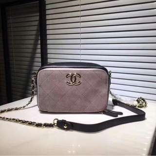Chanel 雙色復古手袋 👜👜