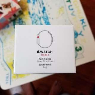 (全新公司抽獎獎品)Apple Watch Series 3