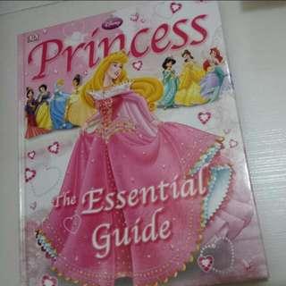 Disney Princess The Essential Guide