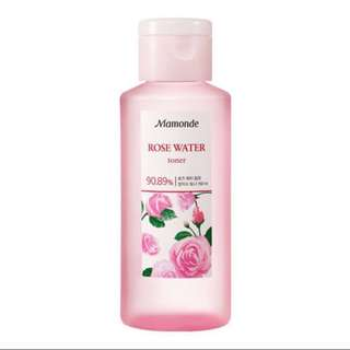 PO MAMONDE Rose Water Toner