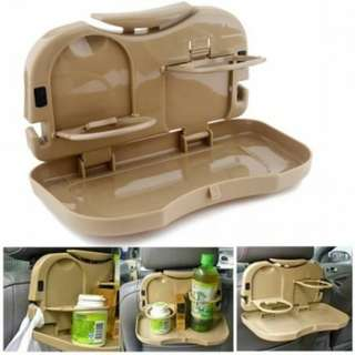 CAR TRAVEL DINING TRAY