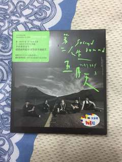 BN authentic mayday second round 第二人生 album