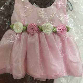 Baptismal dress / Baby Girl Dress