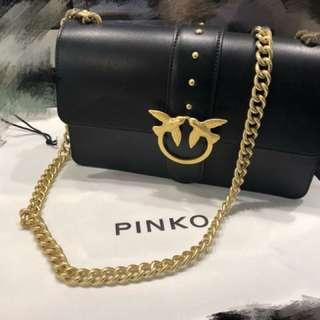 全新正品PINKO classic Love Bag