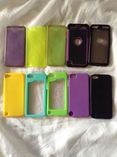 iPod touch 5th or 6th gen cases
