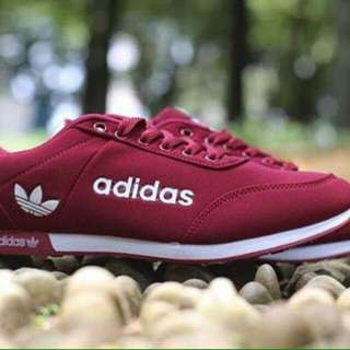 ADIDAS FOR MEN AND WOMEN RED #IPB2018