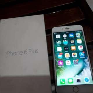 iPhone 6 Plus 16gb Gold Factory unlock