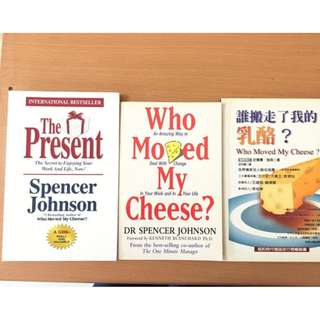 book - who move my cheese