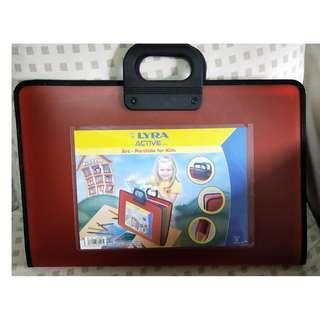 Art Portfolio Bag for Kids - Lyra