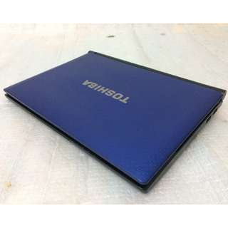 """netbook toshiba color blue super smoothness 1gb memory 500.hdd windows 8pro 10.1""""inches model toshiba NB505 good for student in office in working ready to use:"""