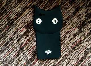 Valfie cat case black iPhone 6/6S