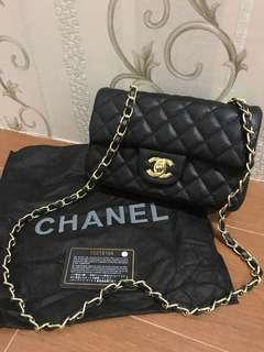 Chanel Rectangular GHW