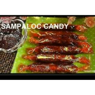 Sampaloc candies