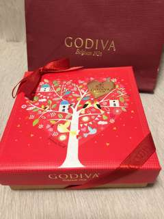 🆕 Godiva 2018 Valentine's Assorted Chocolate