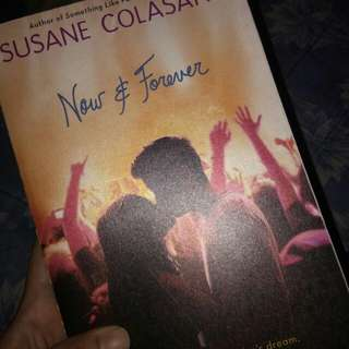 Now & Forever book by Susane Colasanti