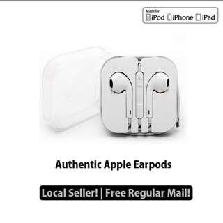Apple Earpods Authentic