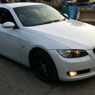 BMW 325i convertible SG