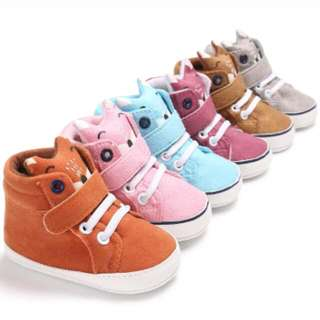 Cotton Boots For Baby - Unisex Shoes