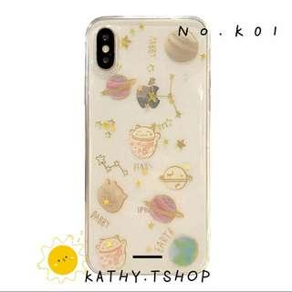 Iphone7/8 case 貓貓星球