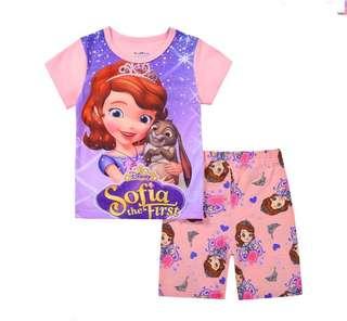 Sofia pyjamas Casual Outing Wear