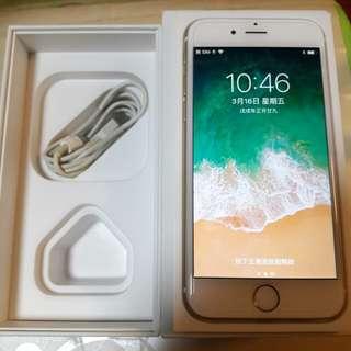 iPhone 6 64gb Gold