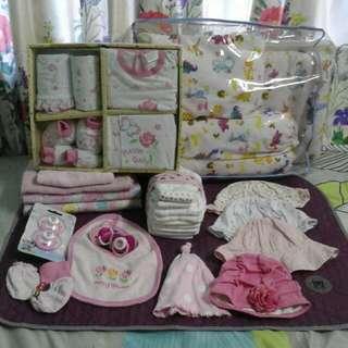 full moon gift set baby girl newborn