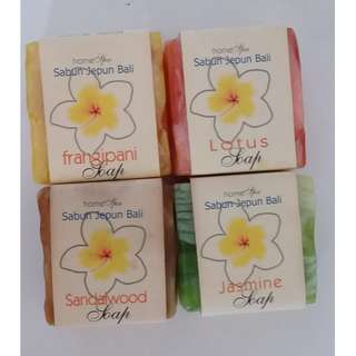 Natural Scented Soap from Bali