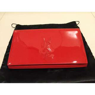 Clutch YSL Authentic nego