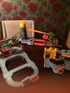 Thomas and friends train set collection 6 for $60