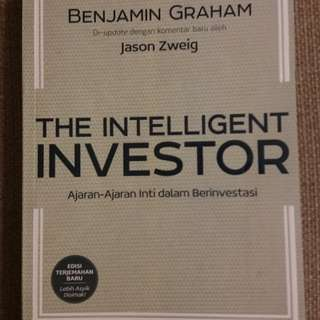 The intelligent investor book