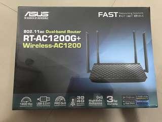 BNIB Asus Router RT-AC-1200