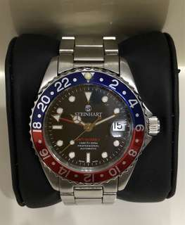 Steinhart (Swiss Watch) GMT-Ocean 1