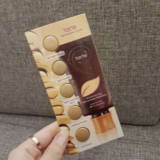 Tarte Foundation Tester Pack