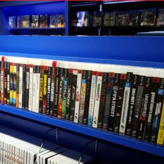 PS3 Games Many Assorted Titles