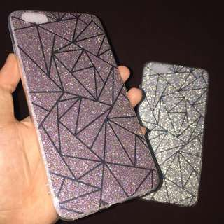 Glitters Case for iP6+/6s+
