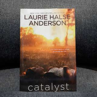Catalyst (Laurie Halse Anderson)