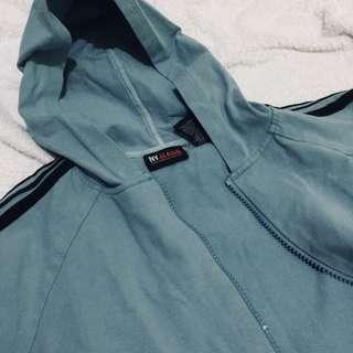 NY Jeans Hoodie Jacket