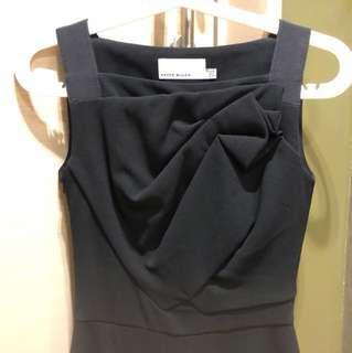 🈹️着一次:Karen Millen black dress