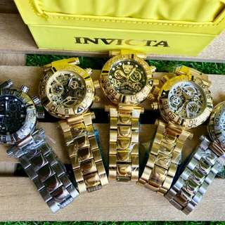 New Invicta watch for Men