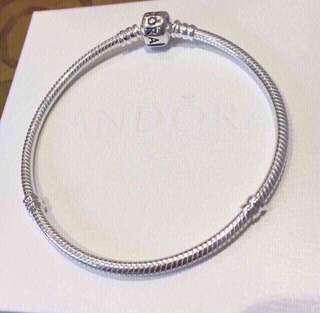 Preloved Pandora bracelet