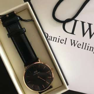 Daniel Wellington Classic Black Sheffield