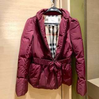 🈹️Burberry羽絨down jacket children's size