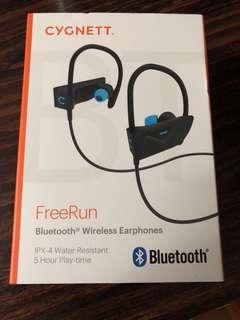 BNIB Cygnett Bluetooth Wireless Earphones