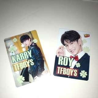 TFBoy Yes!Card 第32期 夜光卡 Roy Karry