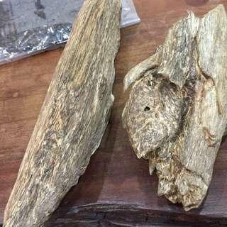 沉香柬埔寨9分沉老料。打珠料。味道🐂