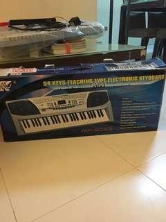 54 Keys Electronic Keyboard
