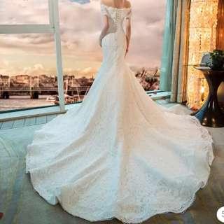 // New //Wedding dress