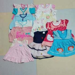 PROMOSI SET Baby Girl Clothes